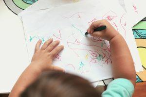Việc vẽ tranh có thể giúp trẻ em kết hợp hoạt động của não trái và não phải, đồng thời có thể dễ dàng và tự nhiên quan sát thế giới từ góc nhìn của riêng chúng. Ảnh minh họa: Empowered Parent.